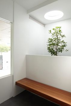 Interior Design as Entry Way Among White Also Wooden Decoration Ideas Floating Wooden Bench At White Painted Wall Beside Indoor Garden