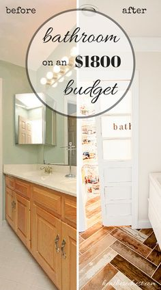 Our 1800 Kids Diy Bathroom Reveal Budget Bathroombathroom Renovationshome