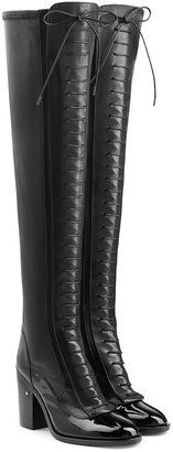 Laurence Dacade Idylle Over-the-Knee Leather Boots