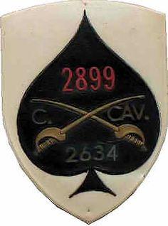 Companhia de Cavalaria 2634 do Batalhão de Cavalaria 2899 Angola