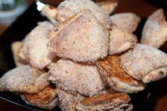 Деревенское печенье «Творожные ушки» как приготовить? - Рецепты русской кухни с…