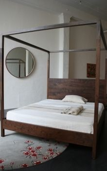 4 Poster Canopy Bed elements of style blog | canopy and four poster beds | http://www