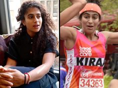 Runner Defends Letting Period Bleed Freely at London Marathon: 'Women's Bodies Don't Exist for Public Consumption' Street Culture, Pop Culture, London Marathon, Gandhi, Female Bodies, Breast Cancer, Singer, Let It Be, Celebrities