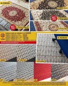 Other for sale, RM460 in Klang, Selangor, Malaysia. BUY RUGS - A PERFECT RUG FOR YOUR INTEROR DECOR     EST SELLER RUGS WITH BEST PROMO -BUY NOW & SAVE