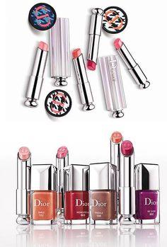 Dior Addict Lipstick Fall 2015 Collection