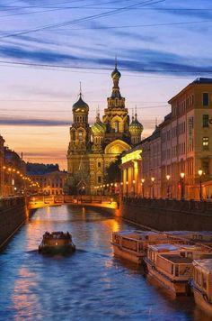 St Petersbourg, Russie.
