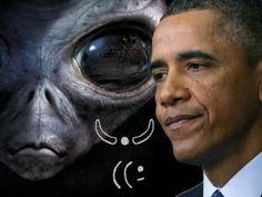 Barack Obama fala sobre a existência de vida extraterrestre  em http://www.ufologiabr.com.br/ufologia/presidente-barack-obama-admite-existencia-de-seres-extraterretres