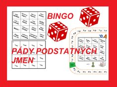 Stolní... Bingo, Monopoly, Education, Games, Montessori, Teaching Ideas, Literatura, Plays, Gaming