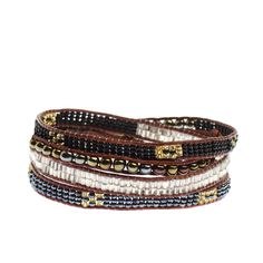 Check out our new #handmade Wrap #Bracelets from #Kenya! #handmade #fairtrade