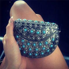 Millie Mackintosh at Coachella 2014. www.handbag.com