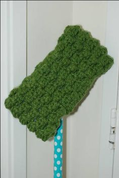 Reusable Swiffer Cover (now with pattern) - CROCHET