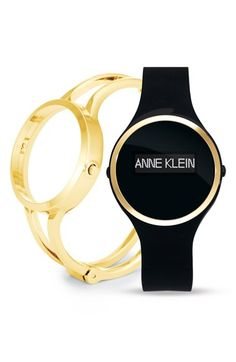 Anne Klein 'Fashion Fit' Multifunction Smart Watch, 36mm available at #Nordstrom