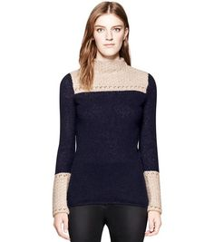 Marnie Sweater | Womens Pullovers | ToryBurch.com