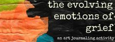 The emotions of grief. Therapeutic Activity for Teens.
