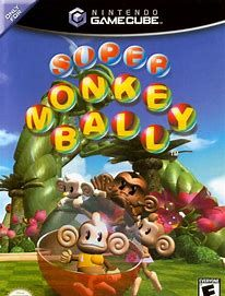 Super Monkey Ball Game for the Nintendo Gamecube (GC). Buy Now from Fully Retro! Games Box, All Games, Best Games, Nintendo 64 Games, Gamecube Games, Playstation, Ever After High Games, Arcade Console, Original Nintendo