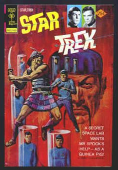 """Star Trek"" Issue 26 by Gold Key Comics"