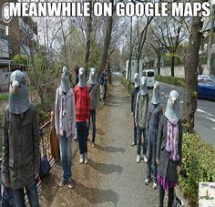 16 Best google street view hoax images