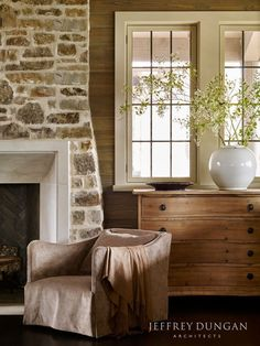 40 Modern Farmhouse Fireplace That Will Make Your Home Look Great Farmhouse Fireplace, Home Fireplace, Fireplace Design, Fireplaces, Fireplace Trim, Cottage Fireplace, Fireplace Stone, Fireplace Ideas, Living Room Decor