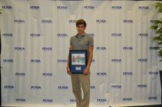 James Voisard, 2014 #PCASA Circle of Champions and Boys Diving winner - Winter Haven High School