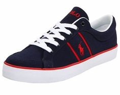 JUst Listed  NEW-MENS-POLO-RALPH-LAUREN-BOLINGBROOK-NEWPORT-NAVY-RED-CANVAS-TRAINERS-UK-7.html   Nice  RalphLauren  MensTrainers  RalphLaurenTrainers ... d16e6c126aeeb
