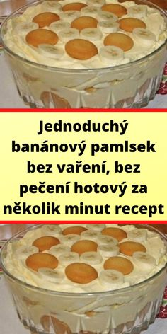 Slovak Recipes, Cereal, Oatmeal, Cheesecake, Deserts, Food And Drink, Pudding, Breakfast, The Oatmeal