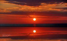 IMG_0673.jpg - Foto por do sol em Cusumel, Mexico.