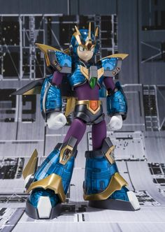 D-Arts - Megaman X (Ultimate Armor)