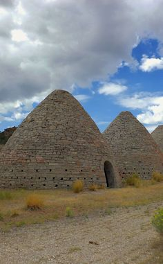 Ward Charcoal Ovens State Park | Travel | Vacation Ideas | Road Trip | Places to Visit | Ely | NV | Abandoned Place | State Park | Historic Site | Hiking Area | Campground