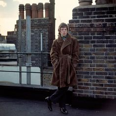 Mick Jagger by Gered Mankowitz