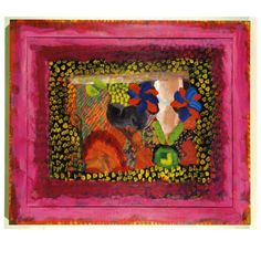 Mr and Mrs James Kirkman · Howard Hodgkin Abstract Painters, Abstract Art, Howard Hodgkin, Magical Paintings, Famous Art, Abstract Expressionism, Collage Art, Art Lessons, New Art