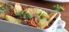 Inspiring recipes for you to try Santa Maria, Mexican Food Recipes, Ethnic Recipes, Fajitas, Nachos, Enchiladas, Japchae, Allrecipes, Guacamole