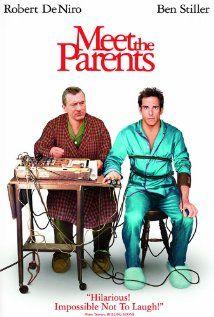 (2000) ~ Ben Stiller, Robert De Niro, Teri Polo. Director: Jay Roach. IMDB: 7.0 ___________________________ http://en.wikipedia.org/wiki/Meet_the_Parents ___________________________ http://www.rottentomatoes.com/m/meet_the_parents/ ___________________________ http://www.metacritic.com/search/all/Meet+the+Parents/results ___________________________ http://www.tcm.com/tcmdb/title/443556/Meet-the-Parents/ ___________________________