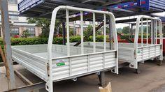 JAC/JMC/FOTON/FAW KIA HYUNDAI flatbed truck body drop body with high quality truck body