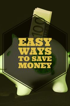 Use these easy ways to save money and be on your way to financial freedom