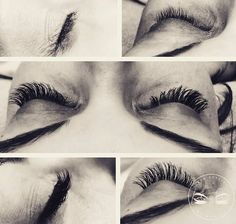 Xtreme Lashes done by our Stylist, Maryke Nortje in Potchefstroom! 😍 📌 Lashing out by Maryke Eyelash Extensions, Mink, Eyelashes, Stylists, Classic, Lashes, Derby, Lash Extensions, Classic Books