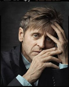 M. Baryshnikov ballet dancer (best ballet dancer ever and actor) by Mark Seliger