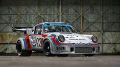 The 1974 RSR Turbo that placed second overall at the 24 Hours of Le Mans could sell for as much as $8 million.