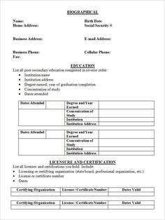 Sap Abap Resume Sample Amazing Resume Format Recommendations  Resume Format  Pinterest  Resume .
