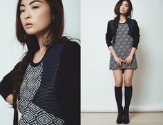 SOONO AW14/15 // Photography: Mamen Fajardo // Model: Chacha Huang // Hair & MUA: Mario Rubio