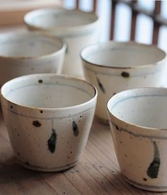 Analogue Life cups tazze, bicchieri in ceramica #cups