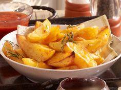 Unser beliebtes Rezept für Country-Kartoffeln und mehr als 55.000 weitere kostenlose Rezepte auf LECKER.de.