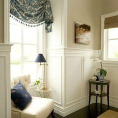 Jabot Style Curtains