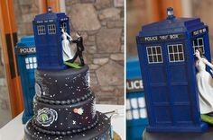 Cakes with character! Make your personality a part of your special day.
