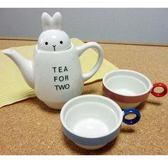 Shinzi Katoh Tea For Two Rabbit - 11 Main