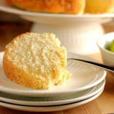 Lime Poundcake