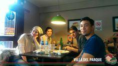 Domingo por la tarde en Lo de Carlitos Villa del Parque!!!