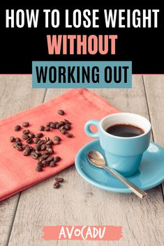 Losing weight isn't always easy, but if you're trying to shed pounds without working out, it can seem nearly impossible! Luckily, we have some great, PROVEN tips to help you actually lose weight without working out! Find out what it takes in our latest article here. #avocadu #loseweighwithoutworkingout #fastweightloss #diet #loseweight Weight Loss For Women, Fast Weight Loss, Fat Fast, Trying To Lose Weight, Losing Weight, Diet Plans That Work, Cut Out Carbs, Flatter Stomach, Weight Loss Inspiration