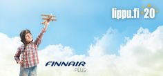 Lippu.fissä voit maksaa ostoksesi Finnair Plus -palkintopisteillä! Käytä maksuvälineenä joko piste-rahayhdistelmää tai maksa ostoksesi kokonaan pisteillä.