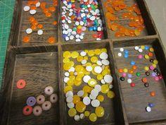 Video tutorial DIY .Come crearsi da soli i dots(punti colorati)
