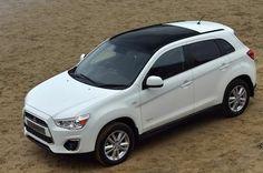 Brand new car possibly Mitsubishi ASX?